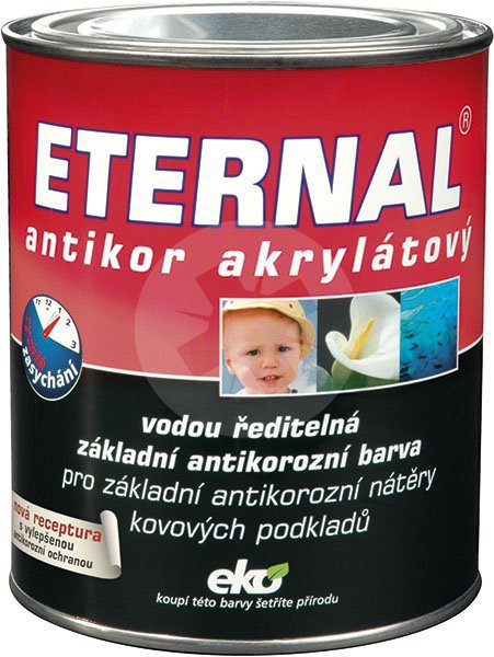 Eternal Antikor Šedá 02 0,7 kg