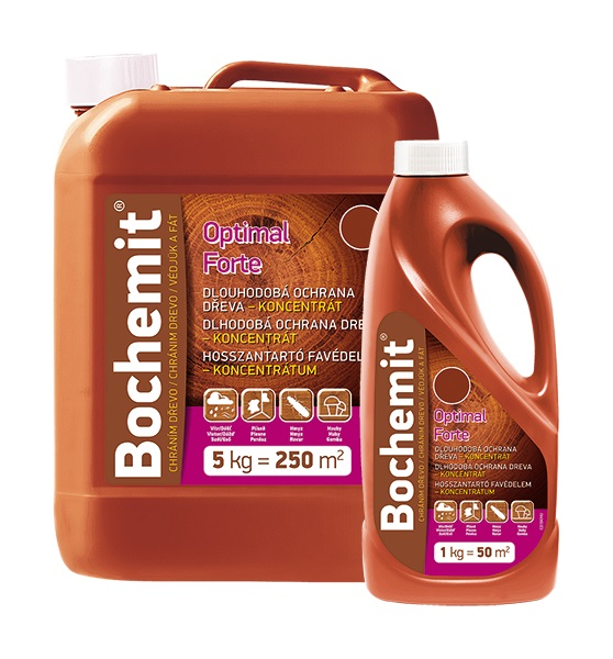 Bochemit Optimal Forte zelený 1kg