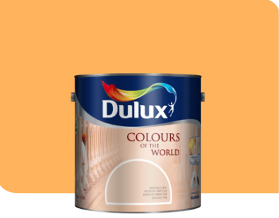 Dulux COW Koreň kurkumy 2,5l