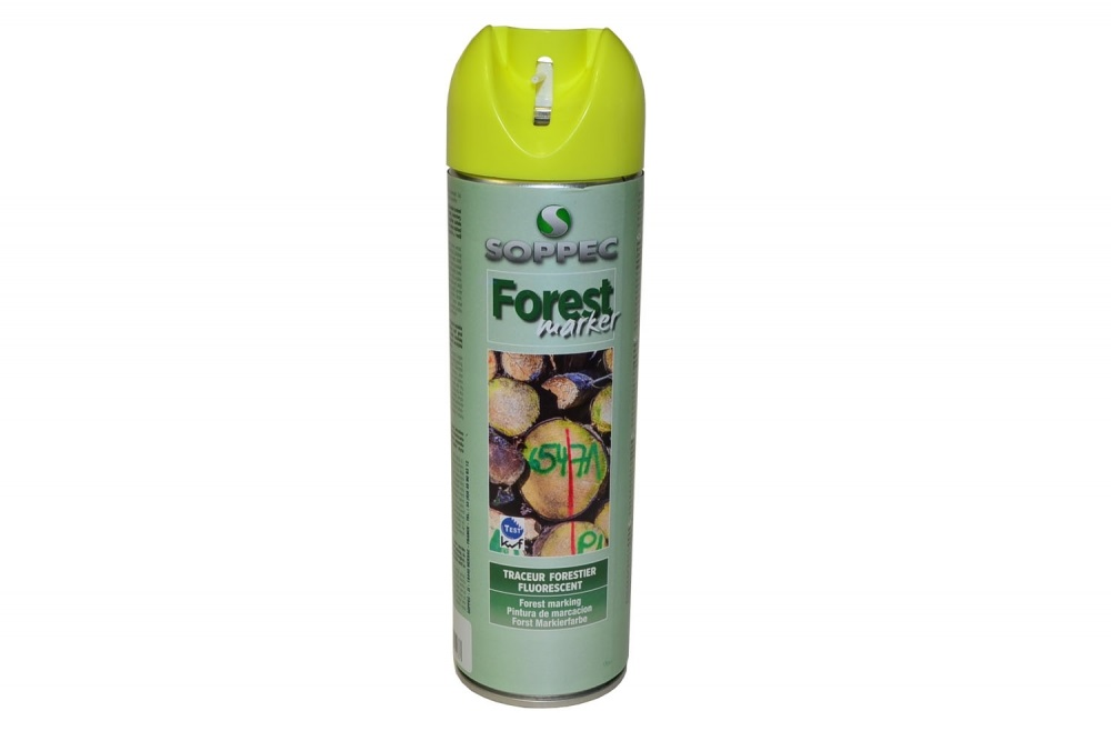 Soppec Forest Marker žltý 500ml