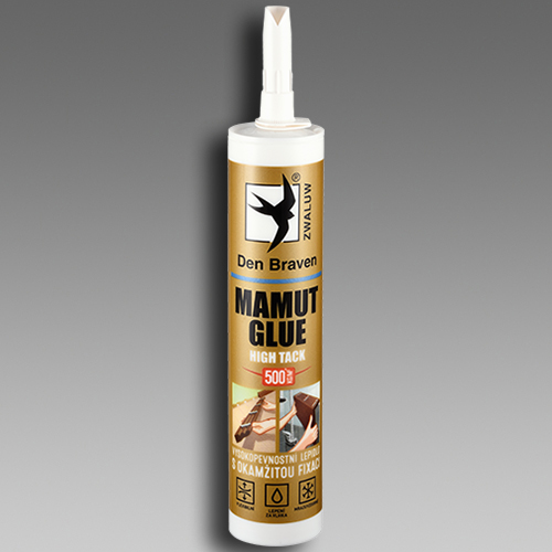 DEN BRAVEN mamut glue high tack-bílý 290ml