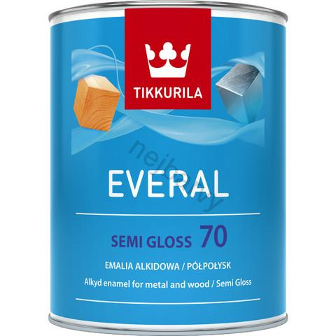 Tikkurila Everal semi gloss 2.7l