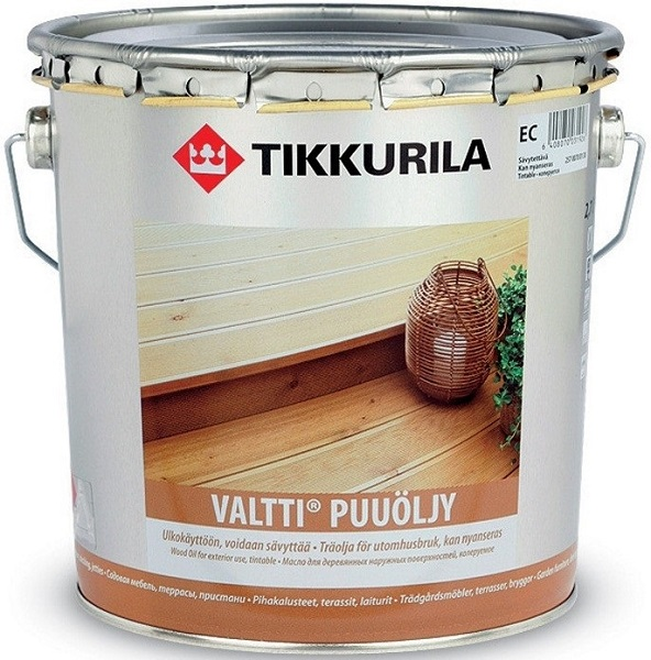 Tikkurila Valtti Wood Oil 9l