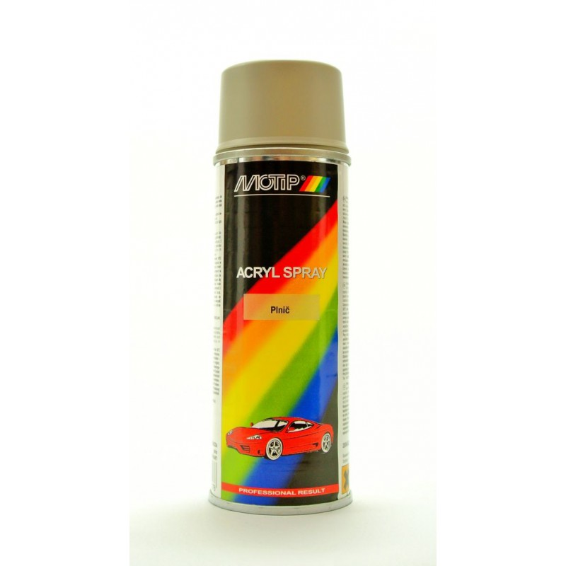 Motip acryl spray 200 ml plnič