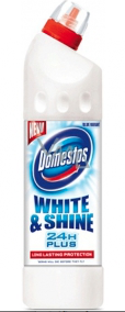 Domestos 24h White and Shine 750ml
